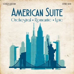 American Suite - Orchestral, Romantic, Epic