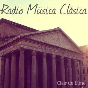 Musica Clasica: Claire de Lune