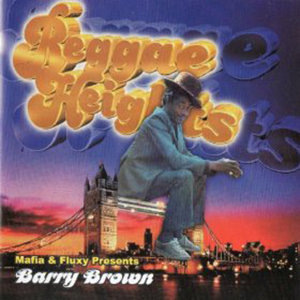 Mafia & Fluxy Presents Barry Brown