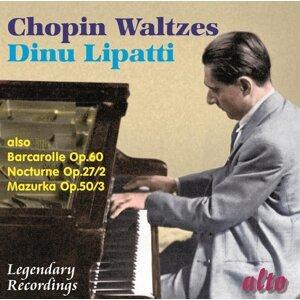 Dinu Lipatti plays Chopin