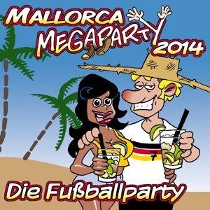 Mallorca Megaparty 2014 - Die Fußballparty!