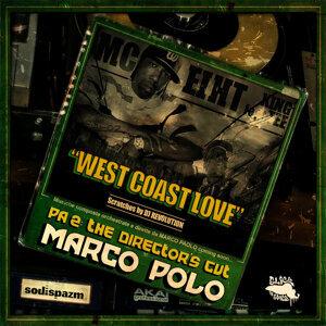 West Coast Love (feat. MC Eiht, King Tee & DJ Revolution)