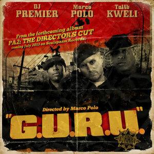 G.U.R.U. (feat. Talib Kweli & DJ Premier)