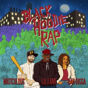 Black Hoodie Rap