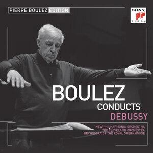 Pierre Boulez Edition: Debussy
