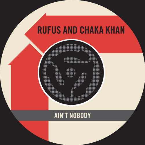 Ain't Nobody / Sweet Thing (Live) - 45 Version