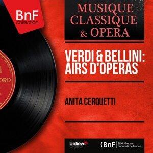 Verdi & Bellini: Airs d'opéras - Mono Version