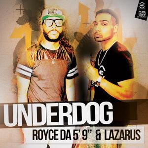 """Underdog (feat. Royce da 5'9"""") - Single"""