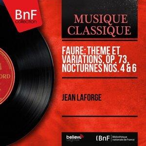 Fauré: Thème et variations, Op. 73, Nocturnes Nos. 4 & 6 - Mono Version