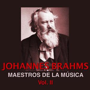Maestros de la Música Brahms Vol. II