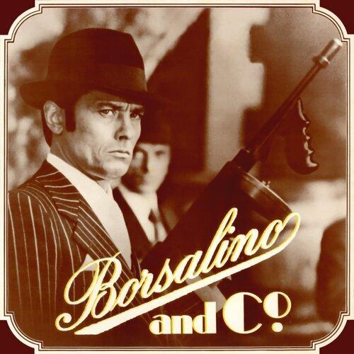 Borsalino & Co. - Claude Bolling - Bande Originale - Original Soundtrack - Vive les années 70