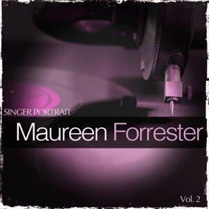 Singer Portrait - Maureen Forrester, Vol. 2