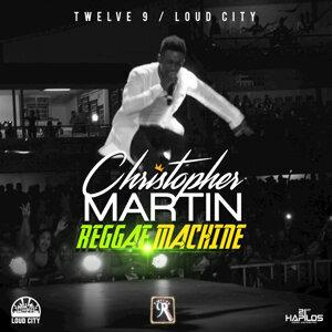 Reggae Machine - Single