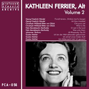 Kathleen Ferrier, Contralto, Vol. 2