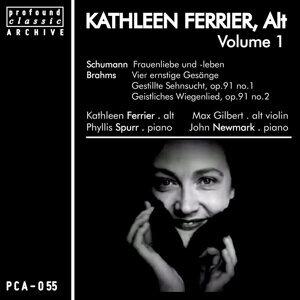 Kathleen Ferrier, Contralto, Vol. 1