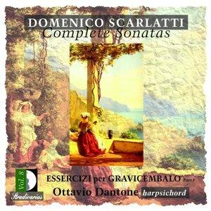 Scarlatti: Complete Sonatas, Vol. 8