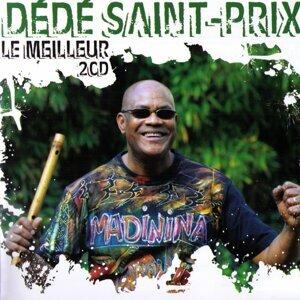 Le meilleur de Dédé Saint-Prix - Double album