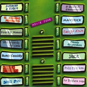 Movie Zone 2nd Street - The Most Seductive Movie Soundtracks
