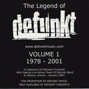 The Legend of Defunkt, Vol. 1 - 1978-2001