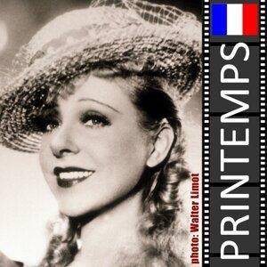 Yvonne Printemps : Folies Bergère - Histoire Française