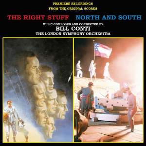 The Right Stuff / North And South - Original Scores