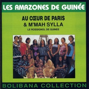 Au coeur de Paris & M'mah Sylla - Bolibana Collection