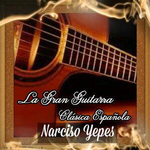 La Gran Guitarra Clásica Española