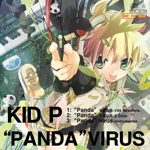"""PANDA""VIRUS (Panda virus V4X New style)"