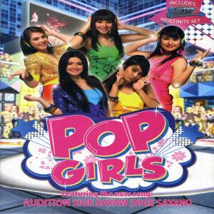 Pop Girls Repackaged