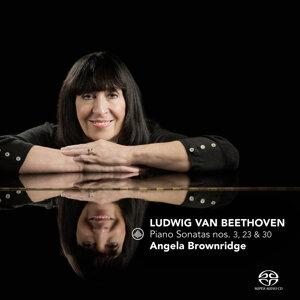 Beethoven: Piano Sonatas No. 3, No. 23 & No. 30