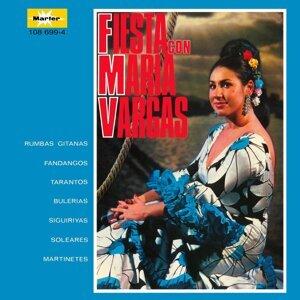 Fiesta con Maria Vargas