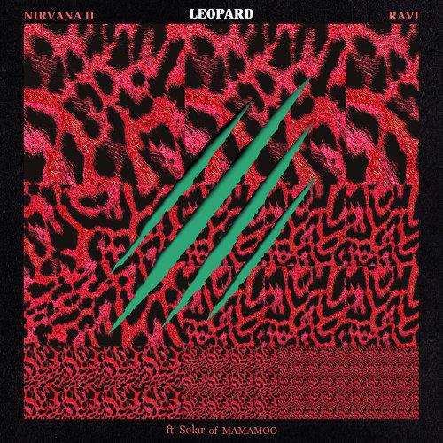 LEOPARD (feat. Solar) - Prod. Cosmic Boy