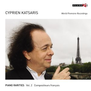 Piano Rarities  - Vol. 2: French Composers - World Premiere Recordings
