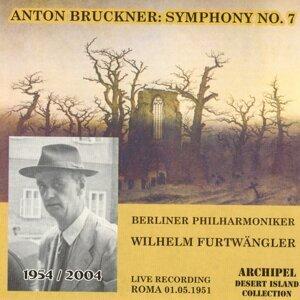 Anton Bruckner: Symphony No. 7 - Live Recording Roma 01.05.1951