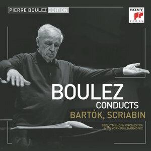 Pierre Boulez Edition: Bartók & Scriabin