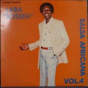 Salsa Africana, Vol. 4