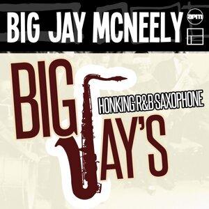 Big Jay's Honking R & B Saxophone