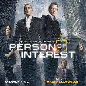 Person Of Interest: Seasons 3 & 4 - Original Television Soundtrack
