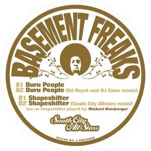 Basement Freaks EP