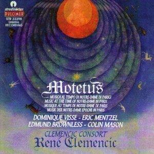 Motetus - Musica Al Tempo Di Notredame Di Parigi