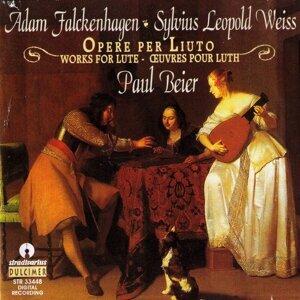 Adam Falckenhagen & Sylvius Leopold Weiss: Opere Per Liuto