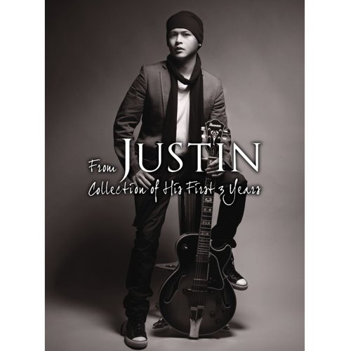 From Justin Collection Of His First 3 Years Albums cover