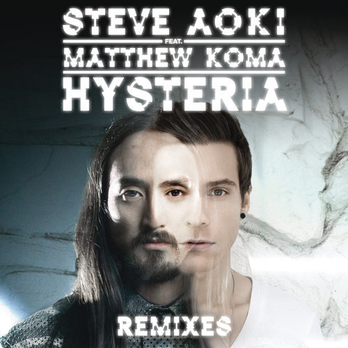Hysteria - Remixes