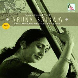 Aruna Sairam, Vol. 1 - Live at Sree Rama Seva Mandali, Bangalore