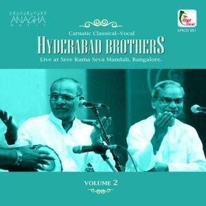 Hyderabad Brothers, Vol. 2 - Live at Sree Rama Seva Mandali, Bangalore