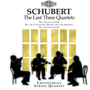 Schubert: The Last Three Quartets