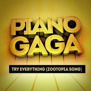 """Try Everything """"Zootopia Song"""" (Piano Version)"""