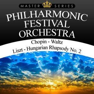 Chopin - Waltz / Liszt - Hungarian Rhapsody No. 2