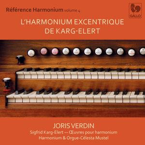 L'harmonium excentrique de Sigfrid Karg-Elert