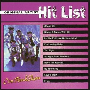Original Artist Hit List: ConFunkShun